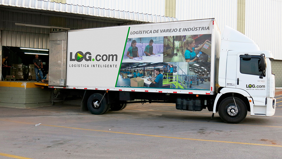Log.com - Descarregando mercadoria 2